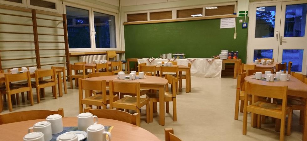 Mehrzweckhalle Kindergarten Mariendorf Süd
