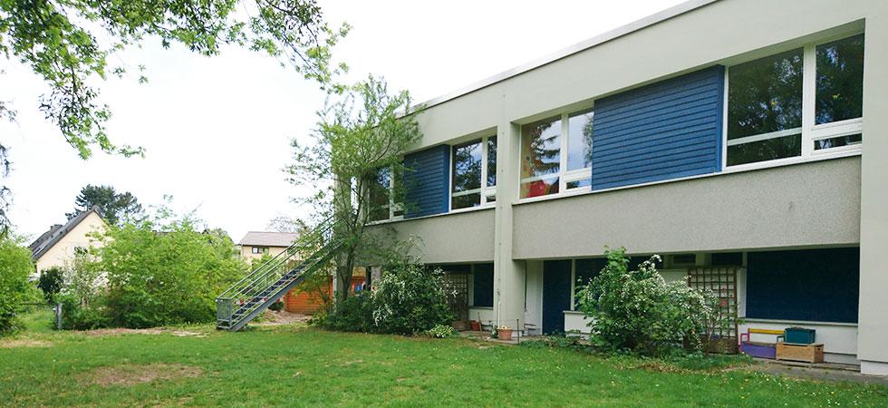 Garten Kindergarten Mariendorf Süd