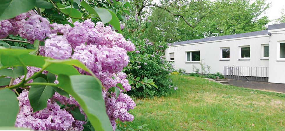 Garten + Spielplatz der Ev. KGM Mariendorf Süd
