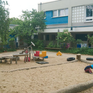 Kindergarten Mariendorf Süd