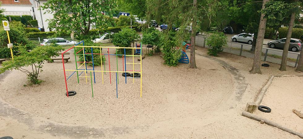 Spielplatz Kindergarten Mariendorf Süd
