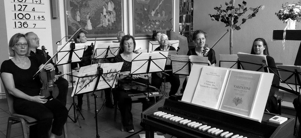 Konzert in Mariendorf-Süd