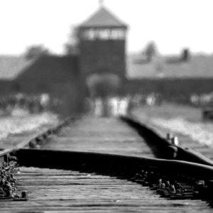 Gleise von Auschwitz