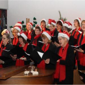 Weihnachtlicher Chor
