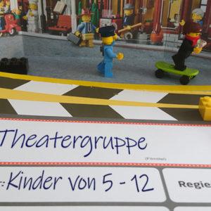 Theatergruppe für Kinder