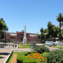 Ein KARAT-Mitglied meldet sich aus Buenos Aires