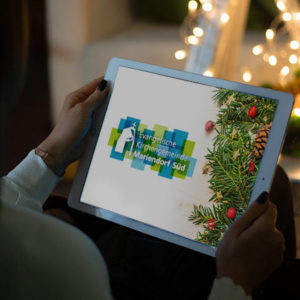 Weihnachten Zoom